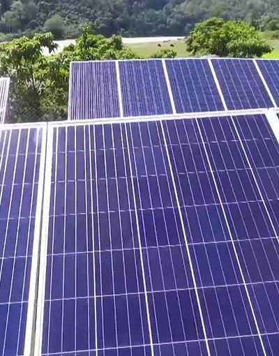 सौर्य उर्जा र लिफ्ट सिंचाइको संयोजन